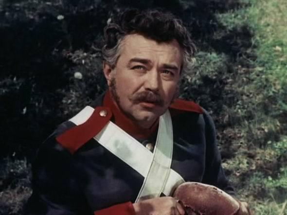 Михаил Кузнецов актер