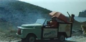 Чиполлино, 1972 год
